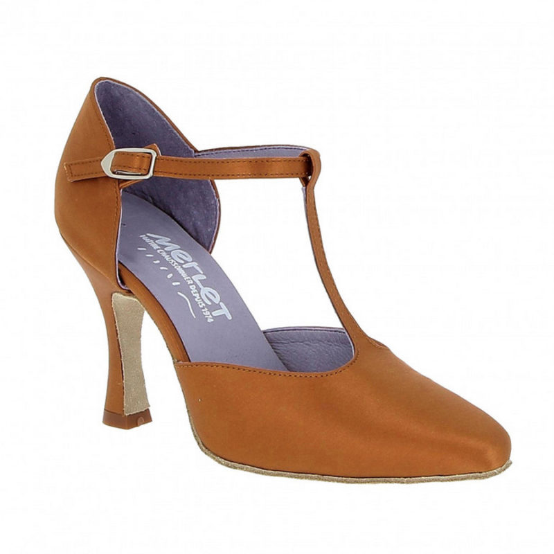 merlet-chaussures-lara satin